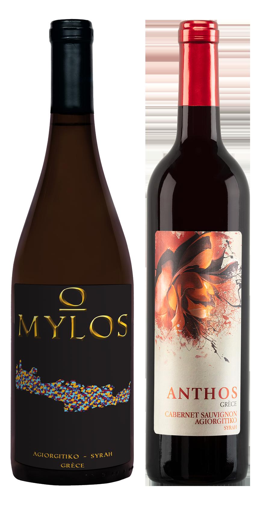 Anthos wines